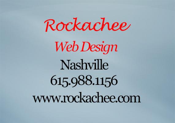 Nashville Web Design