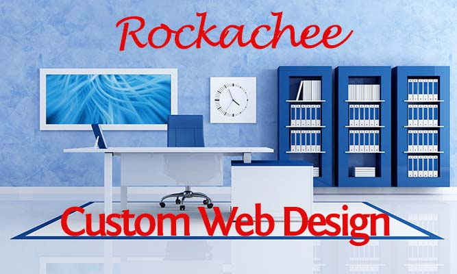Rockachee Custom Web Design